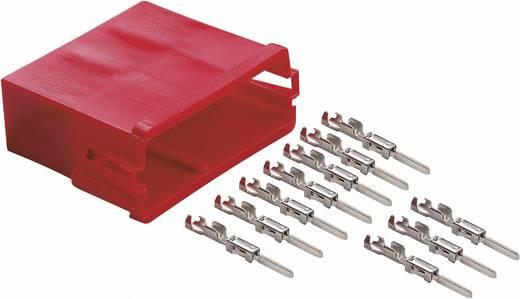Mini ISO Kupplung AIV Rot