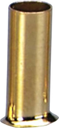 Aderendhülse 1 x 1.5 mm² Sinuslive vergoldet