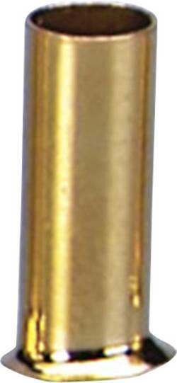 Image of Aderendhülse 1 x 1.5 mm² Sinuslive vergoldet