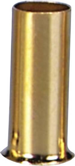 Image of Aderendhülse 1 x 2.5 mm² Sinuslive vergoldet
