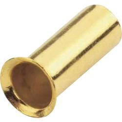 Pozlacené dutinky Sinus, 13333, 4 mm², 12 ks
