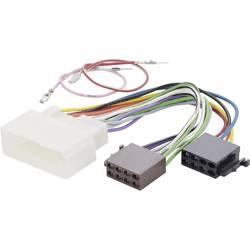 ISO adaptérový kábel pre autorádio AIV 41C627 vhodné pre autá Ford, Land Rover