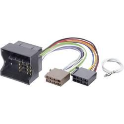 ISO adaptérový kábel pre autorádio AIV 41C604 vhodné pre autá BMW, Ford, MINI