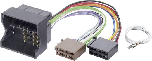 ISO Radioadapterkabel AIV Passend für: BMW, Ford, MINI 41C604