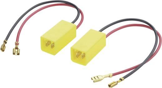 Lautsprecheradapterkabel AIV Passend für: Alfa Romeo, Citroen, Fiat, Lancia, Peugeot 51C818