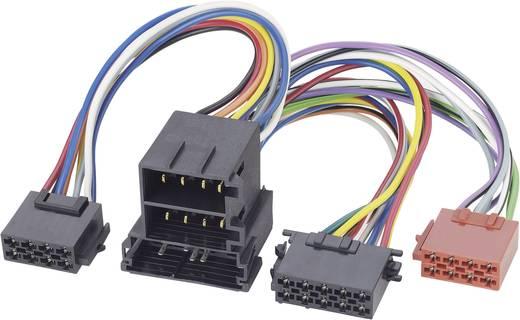 ISO Radioadapterkabel AIV Passend für: Universal