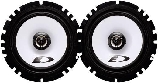 Alpine Car Audio SXE-1725S 2-Wege Koaxial-Einbaulautsprecher 220 W