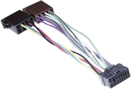 ISO Radioadapterkabel AIV Passend für: universal 51C626