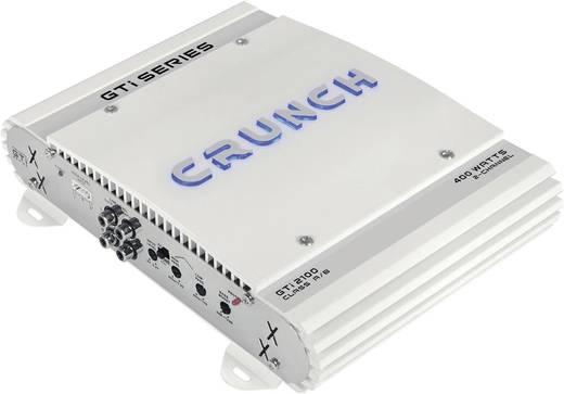 2-Kanal Endstufe 400 W Crunch GTI2100