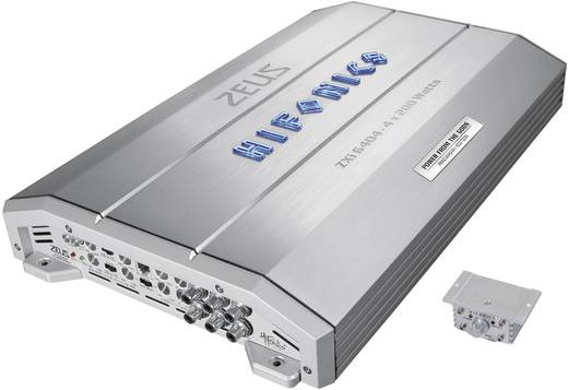 4-Kanal Endstufe 800 W Hifonics Zeus Z3 ZXi-6404