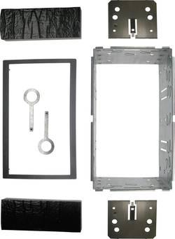 Univerzální dvojitý rámeček pro autorádia AIV, 183 x 101 mm