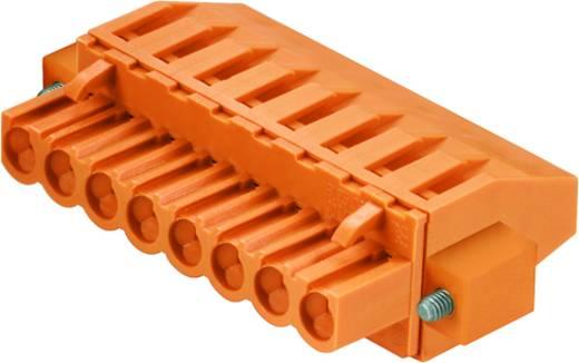 Buchsengehäuse-Kabel BL/SL Polzahl Gesamt 8 Weidmüller 1950370000 Rastermaß: 5.08 mm 36 St.