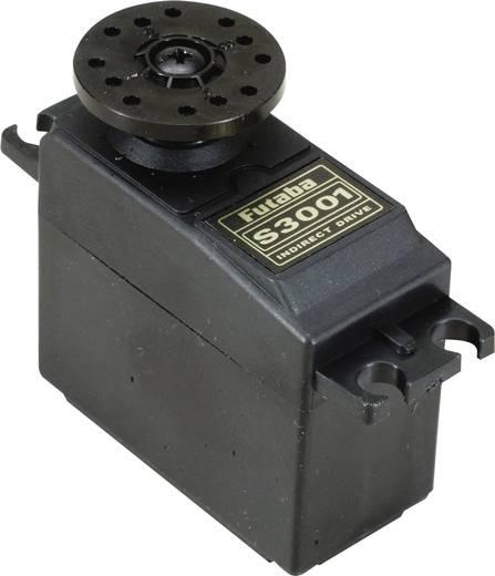 Futaba Standard-Servo S 3001 BB Analog-Servo Getriebe-Material: Kunststoff Stecksystem: Futaba
