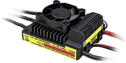 Flugmodell Brushless Flugregler ROXXY BL Control 9120-12 Opto Belastbarkeit (max.): 150 A