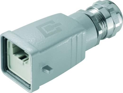 Sensor-/Aktor-Steckverbinder, unkonfektioniert RJ45 Steckergehäuse Weidmüller 1962540000 IE-PH-V05M 10 St.