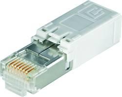 Connecteur non confectionné Weidmüller IE-PI-RJ45-TH 1962720000 Insert mâle RJ45 10 pc(s)