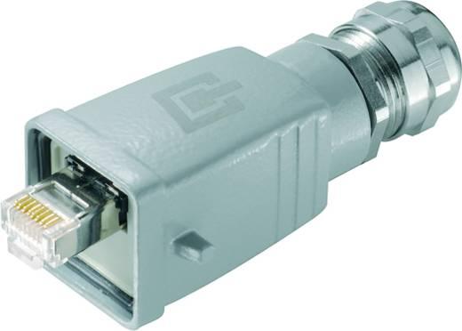 Sensor-/Aktor-Datensteckverbinder Stecker, gerade Weidmüller 1963110000 IE-PS-V05M-RJ45-TH 10 St.