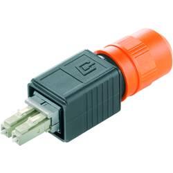 Konektor na optický kábel Weidmüller IE-PS-V04P-2LC-MM 1963320000