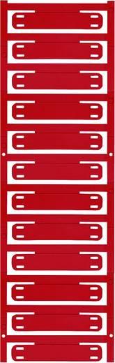 Leitermarkierer Montageart: Kabelbinder Beschriftungsfläche: 60 x 11 mm Passend für Serie Einzeldrähte, Universaleinsatz Red Weidmüller SFX 11/60 MC NEUTRAL RT 1963650000 Anzahl Markierer: 60 60 St.