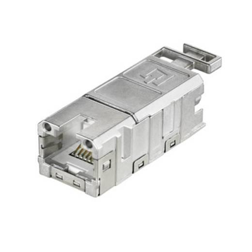 Sensor-/Aktor-Steckverbinder, unkonfektioniert RJ45 Flanscheinsatz Weidmüller 1963830000 IE-BI-RJ45-FJ-P 10 St.