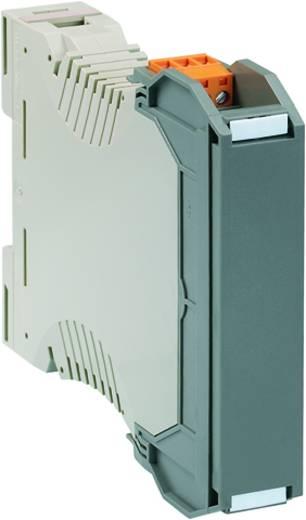 Elektronikgehäuse WBL 22,5 HP V0 BK Weidmüller Inhalt: 500 St.