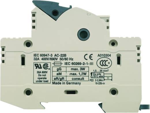 Sicherungs-Reihenklemme WSI 25/1 10X38/LED Weidmüller Inhalt: 12 St.