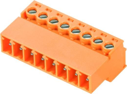 Stiftgehäuse-Kabel BC/SC Polzahl Gesamt 8 Weidmüller 0405048/D Rastermaß: 3.81 mm 50 St.