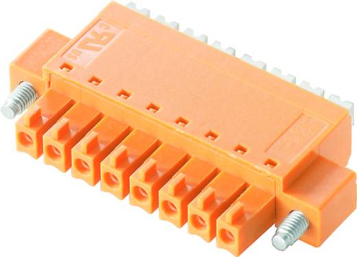 Buchsengehäuse-Kabel BC/SC Polzahl Gesamt 8 Weidmüller 1970550000 Rastermaß: 3.81 mm 50 St.