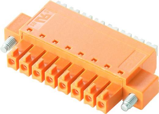 Leiterplattensteckverbinder Orange Weidmüller 1970550000 Inhalt: 50 St.