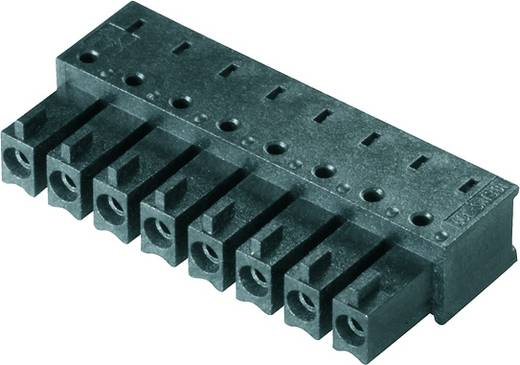 Leiterplattensteckverbinder Schwarz Weidmüller 1974800000 Inhalt: 50 St.