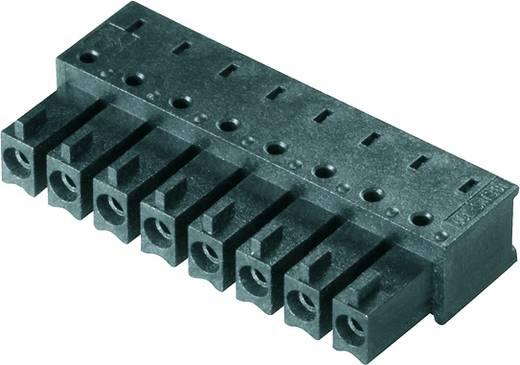 Leiterplattensteckverbinder Schwarz Weidmüller 1974910000 Inhalt: 50 St.