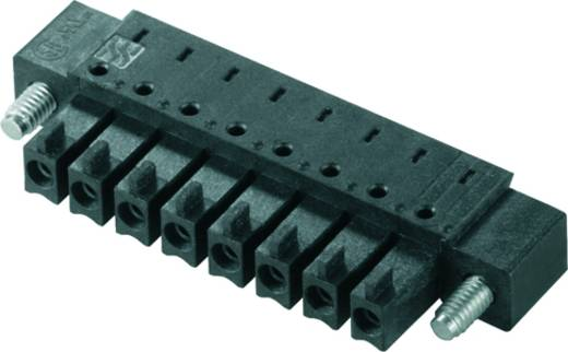Buchsengehäuse-Platine BC/SC Polzahl Gesamt 8 Weidmüller 1975760000 Rastermaß: 3.81 mm 50 St.