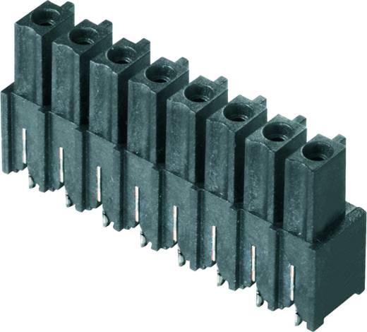 Leiterplattensteckverbinder Schwarz Weidmüller 1976490000 Inhalt: 50 St.