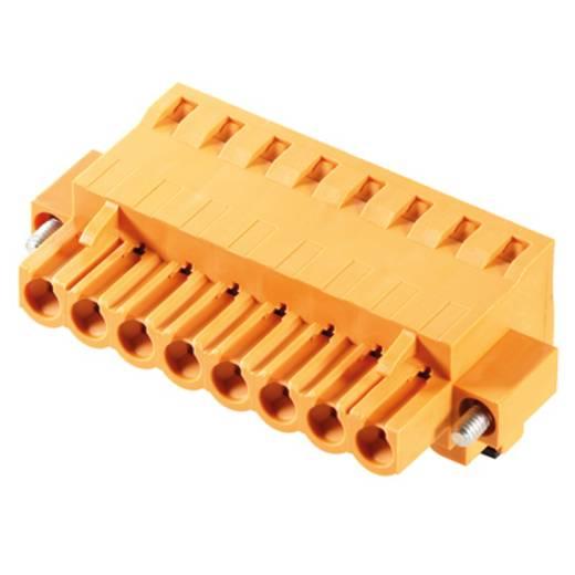 Leiterplattensteckverbinder Orange Weidmüller 1982910000 Inhalt: 60 St.