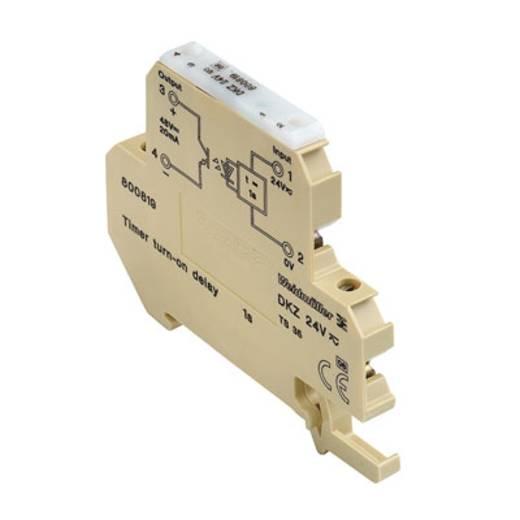 Zeitrelais Monofunktional 24 V/DC 10 St. Weidmüller DKZA 35 24VDC 150MS Zeitbereich: 150 - 150 ms 1 Schließer