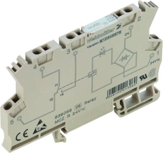 Koppelrelais 10 St. 120 V/AC 6 A 1 Wechsler Weidmüller MCZ R 120VAC