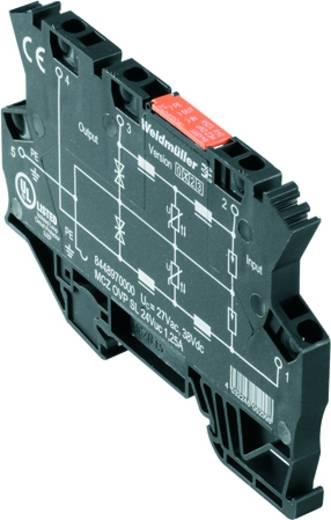 Überspannungsschutz MCZ OVP SL 24VUC 1,25A Hersteller-Nummer 8448970000 Weidmüller Inhalt: 10 St.