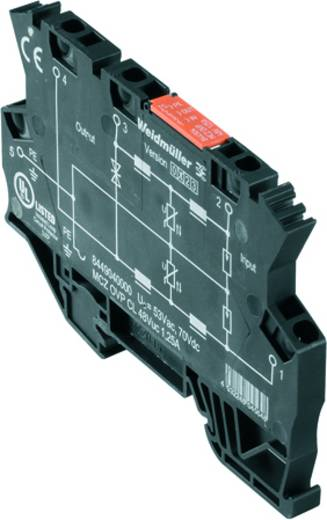 Überspannungsschutz MCZ OVP CL 48VUC 1.25A Hersteller-Nummer 8449040000 Weidmüller Inhalt: 10 St.