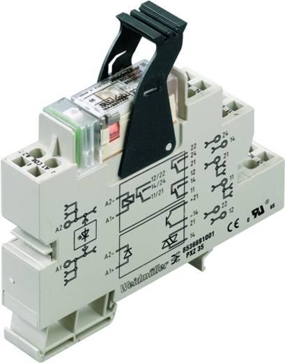 Relaisbaustein 10 St. Weidmüller PRZ 24VAC LD 2CO Nennspannung: 24 V/AC Schaltstrom (max.): 8 A 2 Wechsler