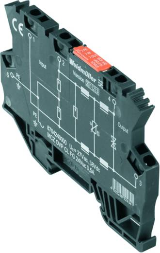 Überspannungsschutz Weidmüller MCZ OVP CL FG 24VUC 0,5A 8704240000 10 St.