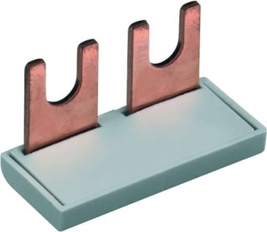 Überspannungsschutz-Querverbinder 10er Set Überspannungsschutz für: Verteilerschrank Weidmüller QB 18-2 ISOLIERT GRAU 88