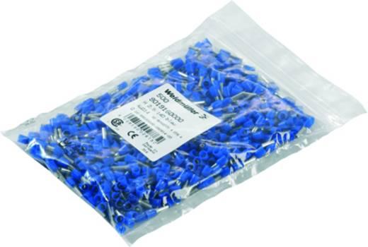 Aderendhülse 1 x 2.50 mm² x 8 mm Teilisoliert Blau Weidmüller 9019160000 500 St.