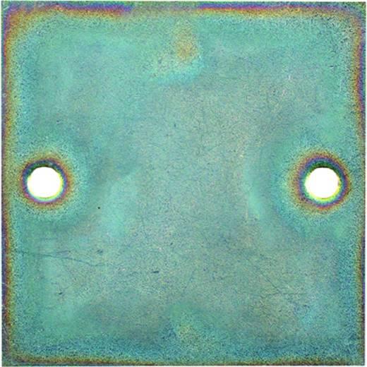 Abdeckplatte ABD-1-STAHLBLECH Weidmüller Inhalt: 50 St.