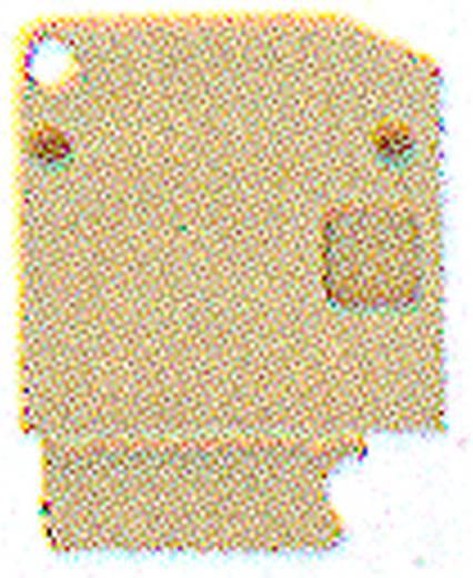 Abschlussplatte AP SAKK4/10 KER/WS 9502630000 Weidmüller 10 St.