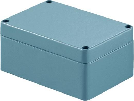 Universal-Gehäuse Aluminium Grau (RAL 7001) Weidmüller KLIPPON K02 RAL7001 6 St.