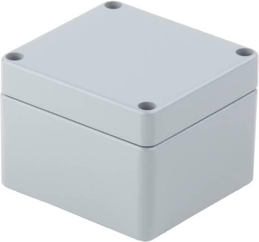 Universal-Gehäuse Aluminium Grau (RAL 7001) Weidmüller KLIPPON K1 RAL7001 10 St.