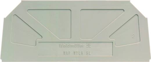 Abschlussplatte WAP WTL6 SL 9538110000 Weidmüller 20 St.