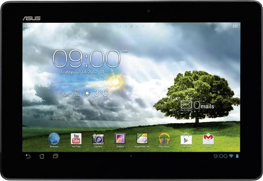 """ASUS MeMO Pad™ Smart ME301T-1A024A Internet Tablet 25,65 cm (10,1"""") Crystal White"""