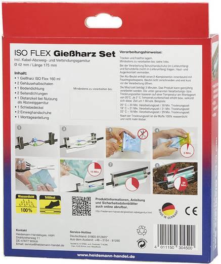 Heidemann 30450 Gießharz-Kabelgarnitur