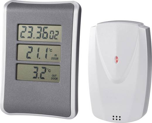 Thermometer S331B Weiß, Anthrazit